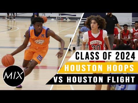 Houston Hoops vs Houston Flight | Class of 2024