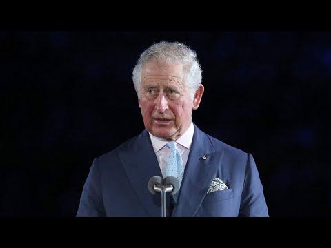 video: Davos: Prince Charles calls for 'paradigm shift' to tackle climate change – live updates