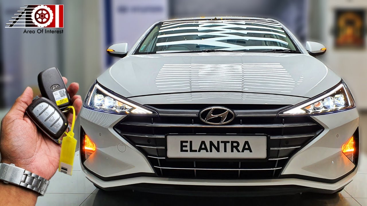 2020 Hyundai Elantra Facelift Bs6 Auto What S New Price Mileage Features Specs Interior Youtube
