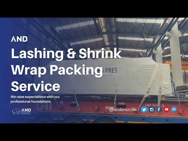 ANDENIZCILIK A.Ş. | Cargo Project , Lashing & Port Service 🇹🇷⚓