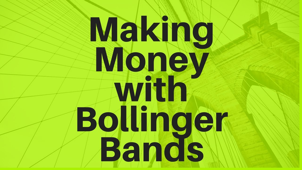 Trading with bollinger bands youtube