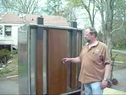 building a new smoker part 6 youtube. Black Bedroom Furniture Sets. Home Design Ideas