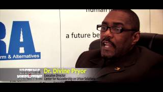 Dr. Divine Pryor | Behind the Scenes | Victims of Misfortune Documentary