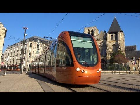 Le Mans tramway