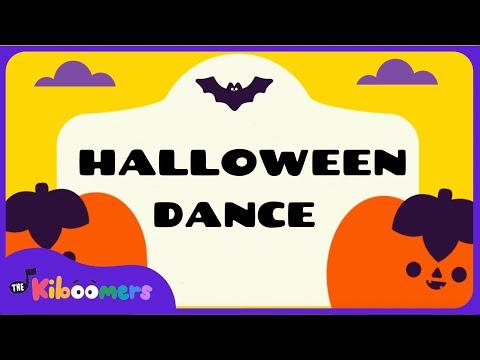 Halloween Is Here | Halloween Songs For Kids | Halloween Music | The Kiboomers