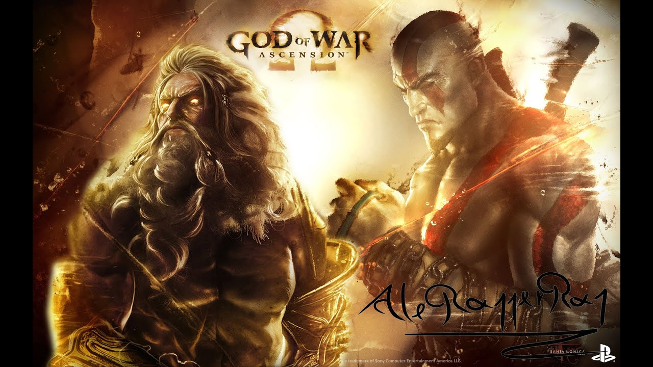 Zeus God Of War Game God Of War Ascension: ...