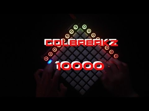 Colbreakz - 10000 Launchpad Cover