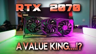 Is the RTX 2070 Worth $600? How about $500? - Vloggest