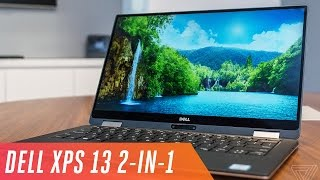Dell XPS 13 2-in-1 first look