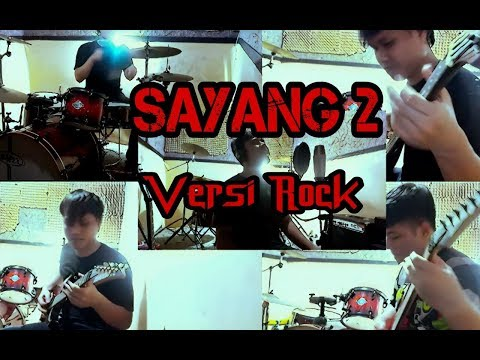 SAYANG 2 (INDONESIAN VERSION) ROCK COVER