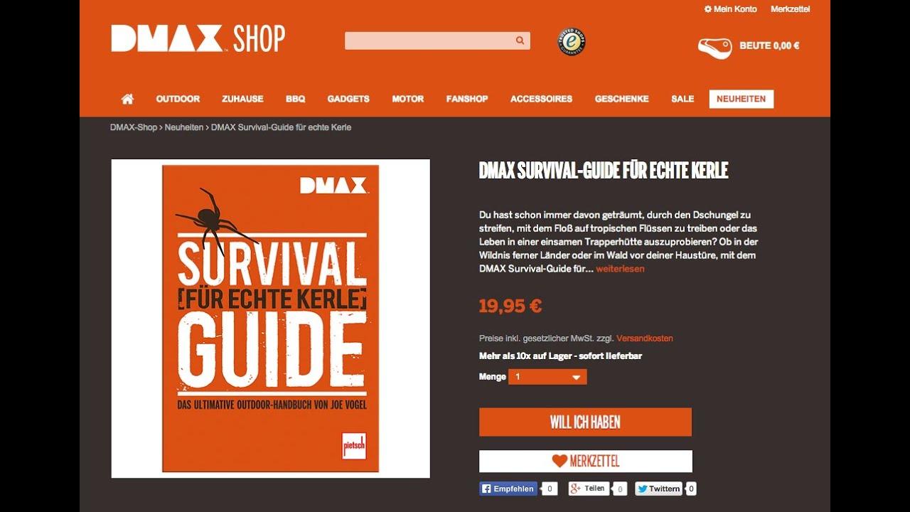 dmax shop.de