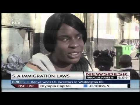 South Africa's new immigration laws are causing confusion and panic among migrants