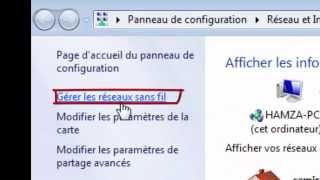 Comment partager la connexion de votre PC en WIFI.