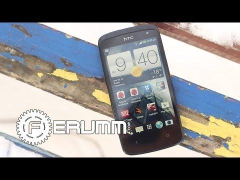 HTC Desire 500 506e видеообзор.  Подробный обзор смартфона HTC Desire 500 506e от...