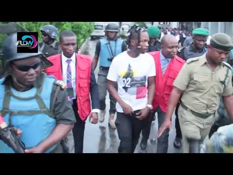 EFCC HAND OVER NAIRA MARLEY TO IKOYI PRISON OFFICIALS