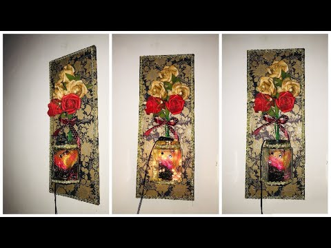 unique-wall-hanging-|-wall-decoration-ideas|-wall-decor-diy-|-craft-ideas-for-home-decor