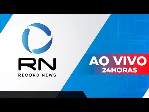 AO VIVO: Acompanhe a programação da Record News