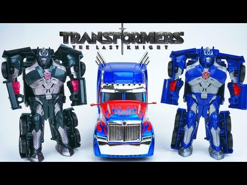 TRANSFORMERS THE LAST KNIGHT OPTIMUS PRIME ALL SPARK CUBE NEMESIS PRIME AUTOBOTS MOVIE TOYS