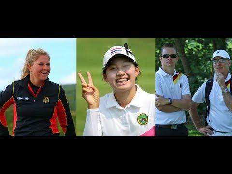 Golf Post Talk: Talent oder harte Arbeit - wenn der Nachwuchs durchstartet