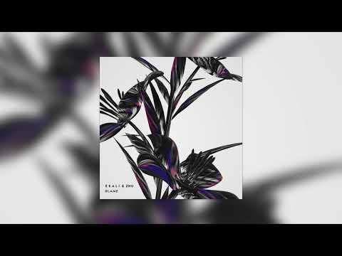 Ekali & ZHU - Blame [Cover Art]