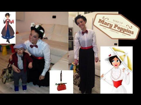 ottenere a buon mercato nuova collezione autentico Mary Poppins Carnevale - YouTube