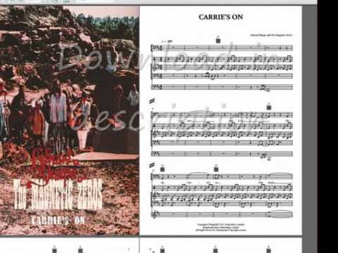 Edward Sharpe And The Magnetic Zeros Sheet Music Youtube