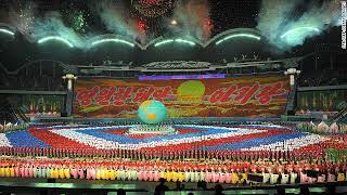 North Korea To Hold Mass Games For First Time In Five Years, Tour Group Says