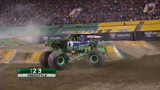 Monster Jam World Finals 18 XVIII (2017) FULL SHOW