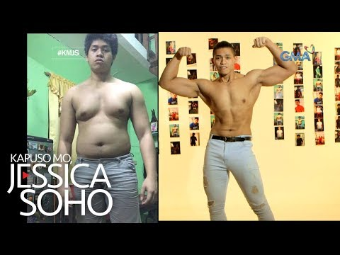 Kapuso Mo, Jessica Soho: Mga na-bully noon, fitspiration na ngayon!