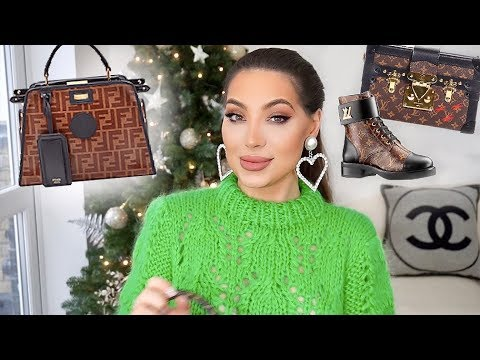 Best Luxury Purchases Of 2018 | Chanel, Fendi, Gucci, Louis Vuitton & More