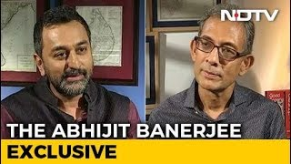 """""""Have Worked With BJP Governments"""": Nobel Winner Abhijit Banerjee To NDTV"""