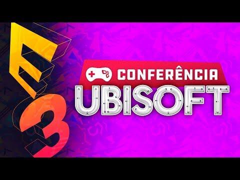 UBISOFT - E3 AO VIVO - Conferência em Português - TecMundo Games