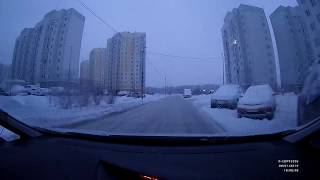 Смотреть видео Осиновая роща в Санкт-Петербурге утопает в снегу. Сколько это ещё будет продолжаться? онлайн