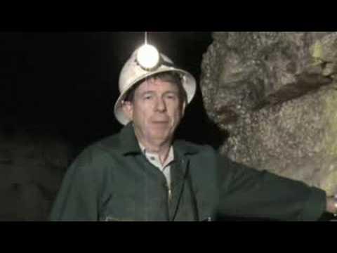 Cornish Language, A Cornish Miner.