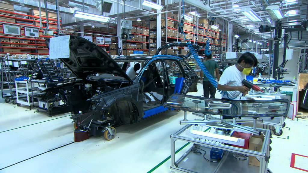 Audi Standort Aurangabad Indien Produktion Youtube