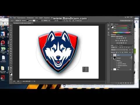 видео: Как сделать логотип клана (Фотошоп cs6)