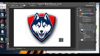 Как сделать логотип клана (Фотошоп CS6)