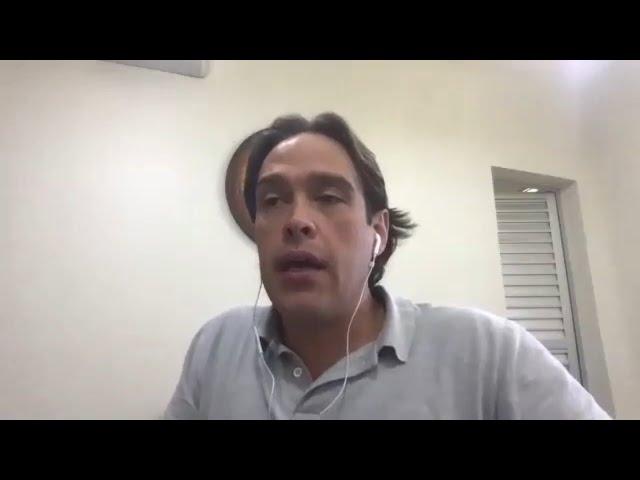 Programa Gente que Fala recebe o farmacêutico Vinicius Pereira