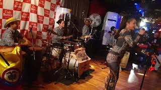 Latin music live  Seoul Korea in  bonita  살사 바차타  공연