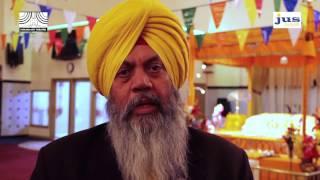 Rabab Ton Nagaray Tak l VIEWS l Gurdwara Baba Makhan Shah Lubana Sikh Center l 9th November 2013