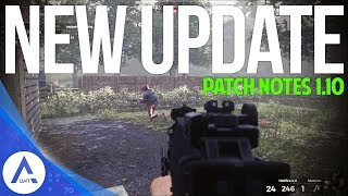 H1Z1 PS4 Update 110 Patch Notes - Future Content Revive Duos Aim Acceleration Air Strikes
