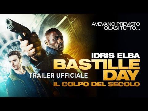 Bastille Day - Il colpo del secolo (Idris Elba, Richard Madden) - Trailer italiano ufficiale [HD]