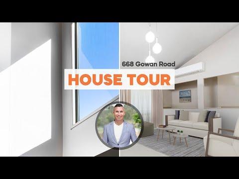 HOUSE TOUR   668 Gowan Road, Stretton   CHRIS GILMOUR