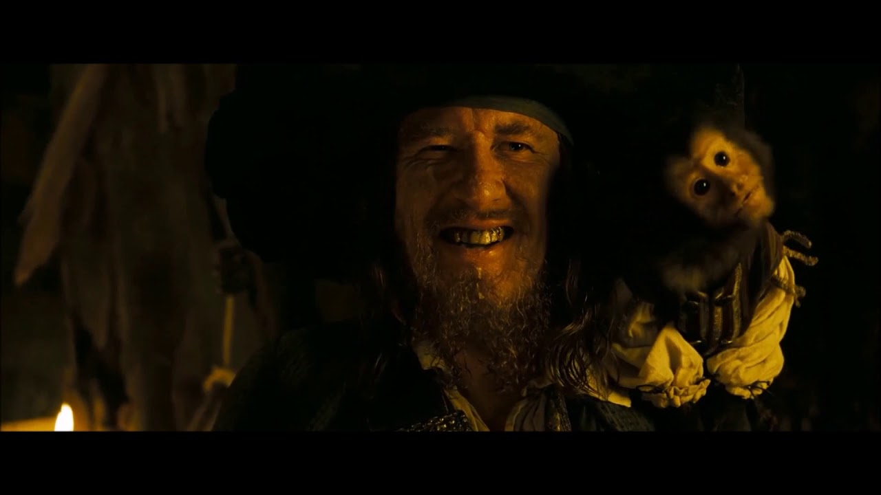 Download Barbossa's epic Laughs