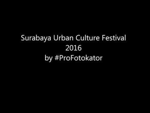 Surabaya Urban Culture Festival 2016