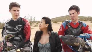 Motocross with Juliet Ladines