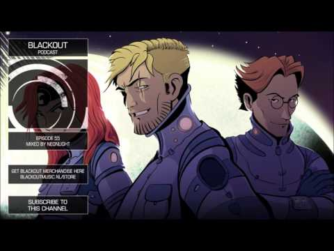 Blackout Podcast 55 - Neonlight [Official Channel] Drum & Bass
