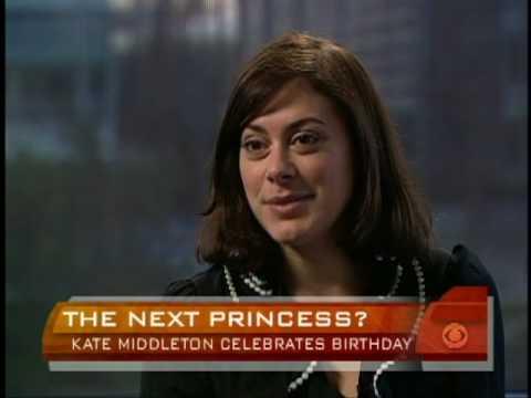 Kate's No Lady In Waiting