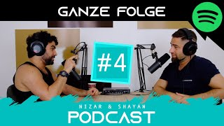 Nizar & Shayan - Podcast #4 | Motivation darf kein Geld kosten