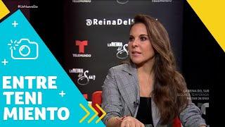 Kate del Castillo habla de su regreso a La Reina del Sur | Un Nuevo Día | Telemundo
